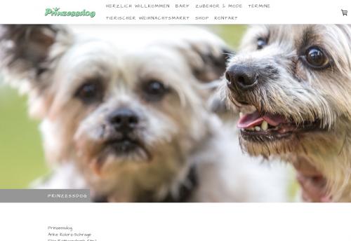 Firmenprofil von: Außergewöhnlicher Shop für Hundebedarf: Prinzessdog in Oberhausen