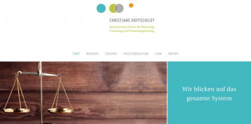 Firmenprofil von: Vertrauensvolle Systemische Beratung im Sauerland: Christiane Hoffschildt
