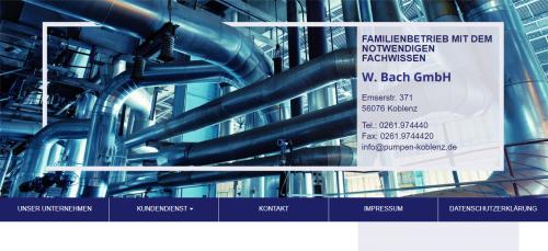 Firmenprofil von: Individueller und professioneller Kundendienst für Pumpentechnik