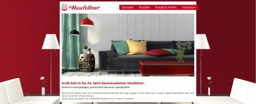 Firmenprofil von: A. Haufellner Raumausstatter GmbH - Raumausstattung in Garmisch-Partenkirchen