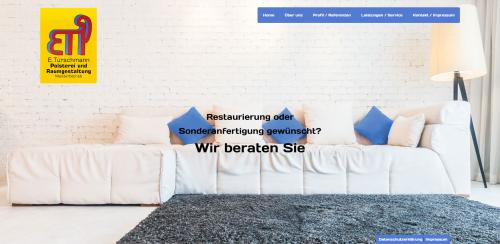 Firmenprofil von: Polsterei & Raumgestaltung Türschmann in Münster