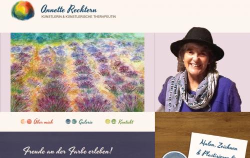 Firmenprofil von: Annette Rechtern: Kunstkurse in Limburg