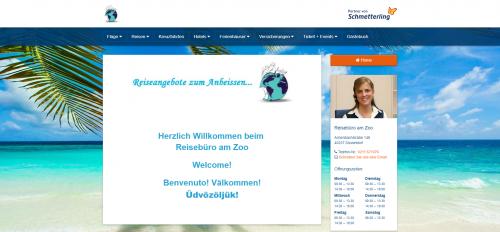 Firmenprofil von: Ihr Reisebüro am Zoo in Düsseldorf
