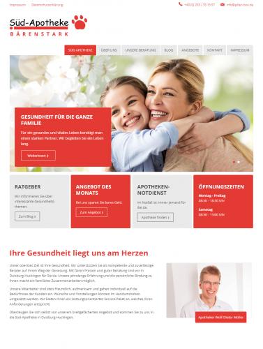 Firmenprofil von: Süd Apotheke von Wolf-Dieter Müller in Duisburg-Huckingen