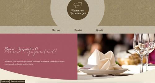 Firmenprofil von: Restaurant Zur alten Zeit in Bochum