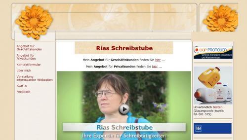 Firmenprofil von: Büroservice Ria Kestel in Magdeburg