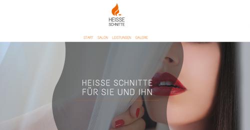 "Firmenprofil von: Friseur ""Heisse Schnitte"" in Erkner"