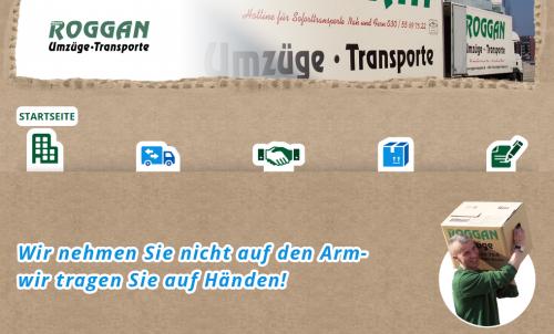 Firmenprofil von: Roggan Umzüge & Transporte in Berlin