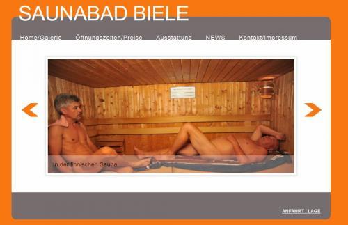 Firmenprofil von: Saunabad Biele in Königswartha