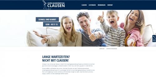 Firmenprofil von: Effektiv gegen Schädlinge vorgehen – Schädlingsbekämpfung Clausen in Mülheim an der Ruhr