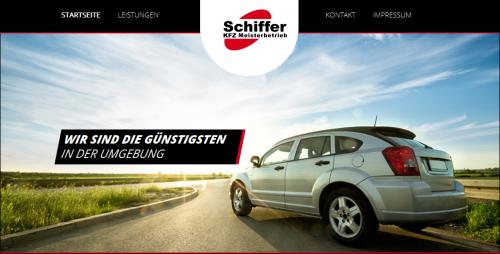 Firmenprofil von: Transportunternehmen Walter Schiffer GmbH & Co. KG in Hagen
