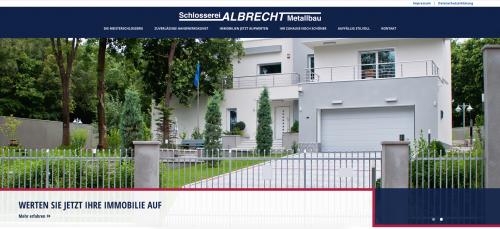 Firmenprofil von: Metallbau Uwe Albrecht aus Göttingen: Stahlbau für Ihr Zuhause