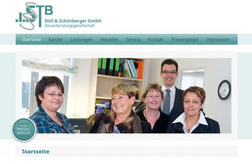 Firmenprofil von: Steuerberatungsgesellschaft Düll und Schönberger GmbH in Donauwörth