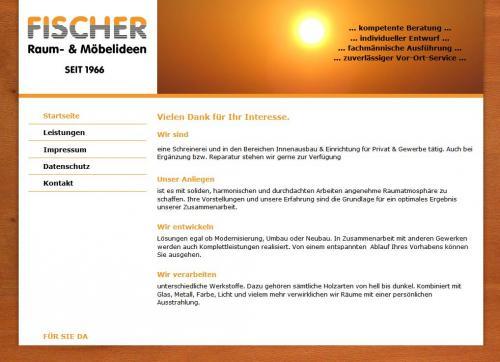 Firmenprofil von: Fischer Schreinerei in Sonthofen/Rieden