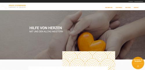Firmenprofil von: Praxis für Ergotherapie Schünemann in Berlin-Mitte