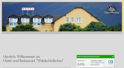 Firmenprofil von: Hotel Waldschlößchen in Coswig (Anhalt)