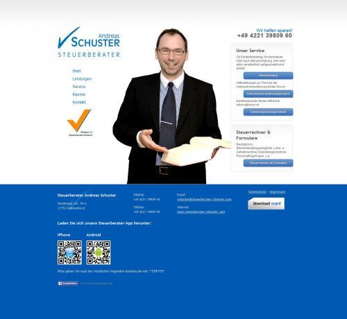 Firmenprofil von: Steuerberater Andreas Schuster aus Delmenhorst