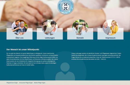 Firmenprofil von: Pflegedienst in Singen: Sozialpflegerischer Dienst e. V.