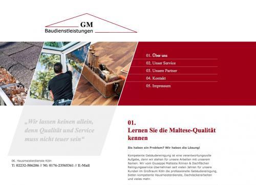 Firmenprofil von: Hausmeisterservice Giuseppe Maltese in Köln