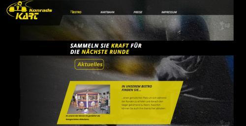 Firmenprofil von: Kartbahn in Hof: Konrads Karts