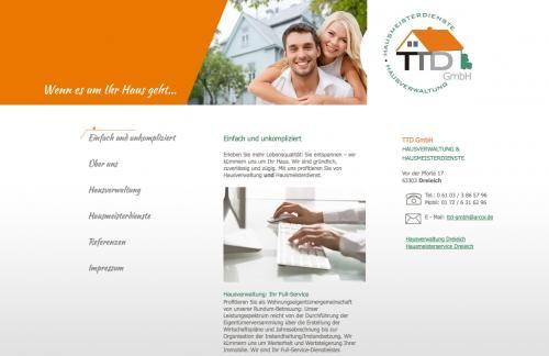 Firmenprofil von: Hausverwaltung und Hausmeisterdienste TTD GmbH in Dreieich