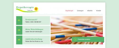 Firmenprofil von: Funktionsstörungen überwinden: Praxis für Ergotherapie Carola Silny in Halle / Saale