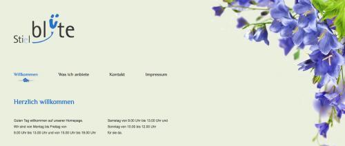 Firmenprofil von: Wunderschöne Blumen und Pflanzen in Hamm: Blütendeko aus dem Blumenladen Stielblüte