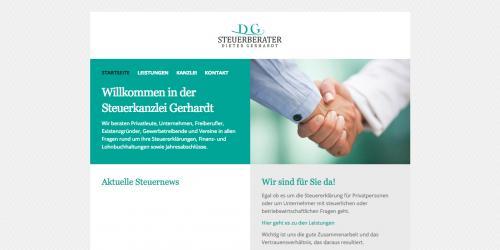 Firmenprofil von: Steuerberater in Heilbronn: Steuerbüro Gerhardt