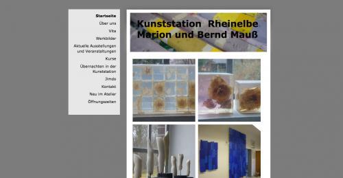 Firmenprofil von: Kunststation Rheinelbe Marion und Bernd Mauß