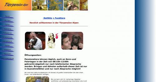 Firmenprofil von: Liebevolle Tierpension Gudrun Groß in Alpen