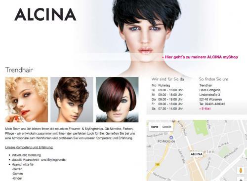 Firmenprofil von: Friseur Trendhair in Würselen steht für den perfekten Look