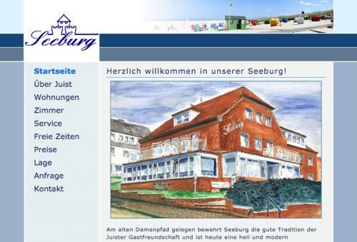 Firmenprofil von: Ihre Ferienwohnung in Juist: Haus Seeburg