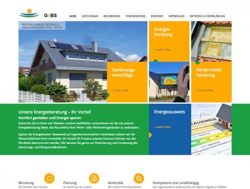 Firmenprofil von: Energieberater in Lahr: GeBS