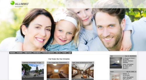 Firmenprofil von: ALLIMMO®  Immobilien in Recklinghausen: Mehrfamilienhäuser im Fokus