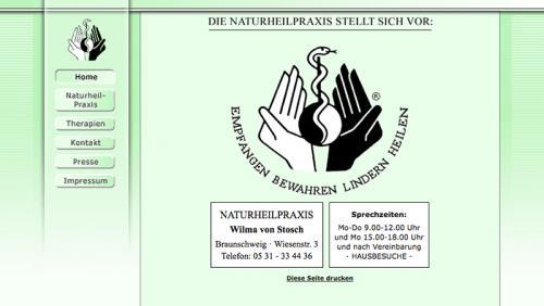 Firmenprofil von: Naturheilpraxis von Stosch
