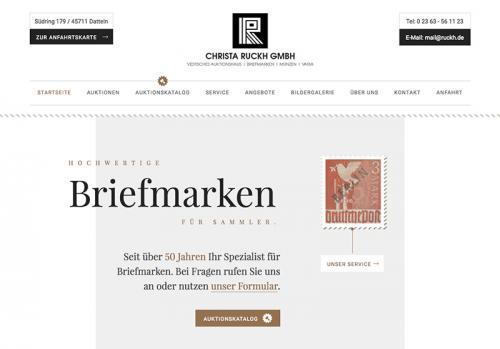 Firmenprofil von: Christa Ruckh GmbH -  in Datteln