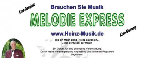 Firmenprofil von: One-Man-Showband im Großraum Gießen: Heinz-Jürgen Sawellion