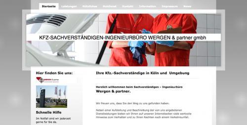 Firmenprofil von: Kfz-Sachverständiger und -Gutachter Wergen & Partner GmbH in Köln