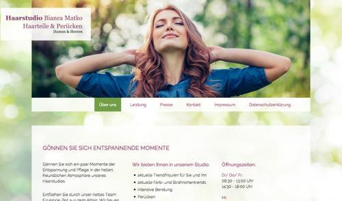 Firmenprofil von: Friseursalon Haarstudio Bianca Matko in Gütersloh