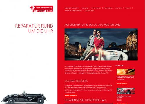 Firmenprofil von: Die Nachtwerkstatt für Kfz Hartwin Himmele in Mannheim