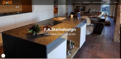 Firmenprofil von: Exklusives Steindesign für Haus und Garten in Berlin: F. K. Steindesign GmbH