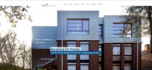 Firmenprofil von: Erfolgreiche Unternehmensnachfolge in Wesel: Prast & Bohrmann Steuerberater