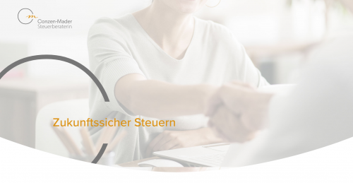 Firmenprofil von: Erfahrene Steuerberaterin Marion Conzen-Mader in Mülheim an der Ruhr