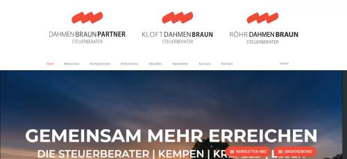 Firmenprofil von: Steuerkanzlei Röhr in Essen: Die Experten für alle Steuerfragen