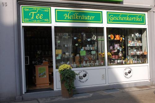 Firmenprofil von: Ihr Teefachgeschäft: Tee-Paradies Oberhausen Heike Lotz