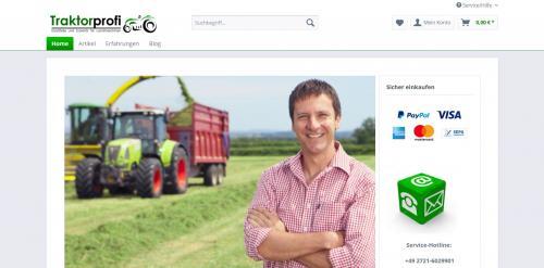 Firmenprofil von: Alles für Ihren Traktor – MF-Parts