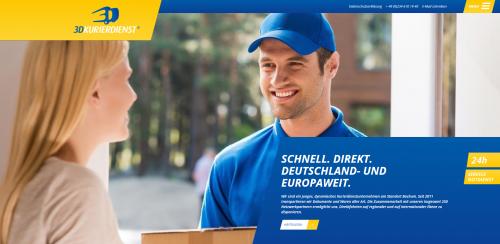 Firmenprofil von: Das Transportteam Ihres Vertrauens: 3D-Kurierdienst in Bochum