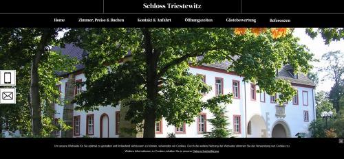 Firmenprofil von: Wie aus dem Märchen: Das Schlosshotel Triestewitz