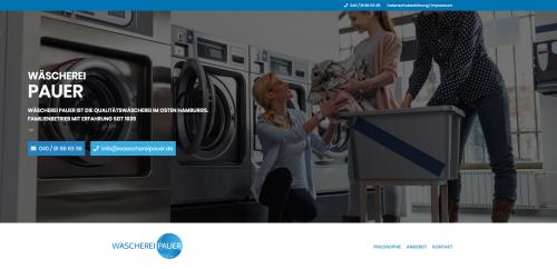 Firmenprofil von: Tischwäsche-Verleih in Hamburg: Wäscherei Pauer