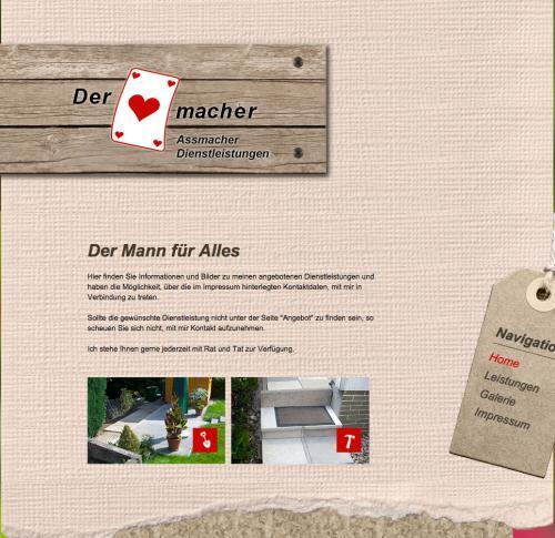 Firmenprofil von: Der Dienstleister Assmacher in Gummersbach